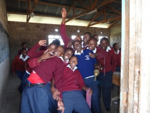 Students Learn about Conservation at Tigithi Secondary